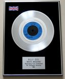 BILLY IDOL - WHITE WEDDING PLATINUM Single Presentation DISC